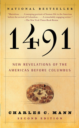 1491 (Second Edition) by Charles C. Mann