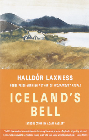 Iceland's Bell by Halldor Laxness