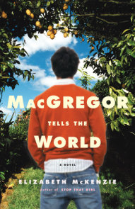 MacGregor Tells the World
