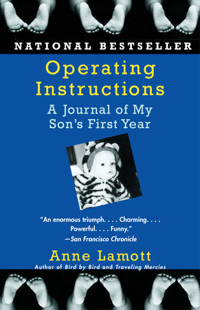 Operating Instructions by Anne Lamott