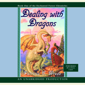 The Enchanted Forest Chronicles Book One: Dealing with Dragons
