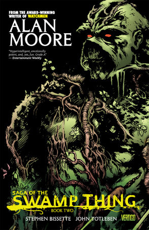 Saga of the Swamp Thing Book Two by Alan Moore
