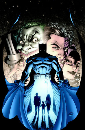 Batman: Whatever Happened to the Caped Crusader? by Neil Gaiman
