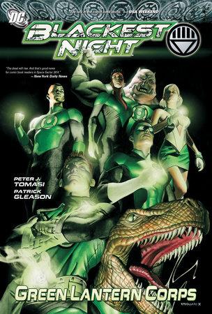Blackest Night: Green Lantern Corps by Peter J. Tomasi