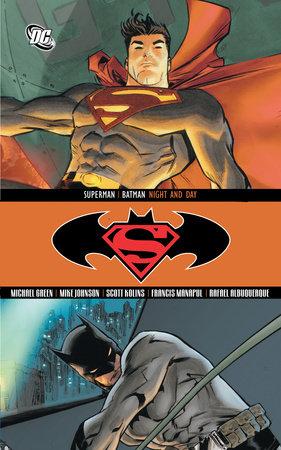 Superman/Batman: Night & Day by Michael Green