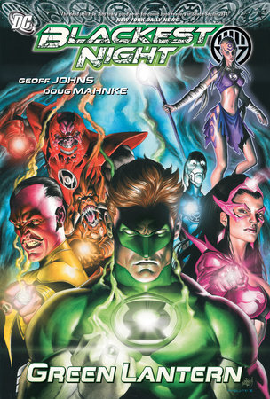 Blackest Night: Green Lantern by Geoff Johns