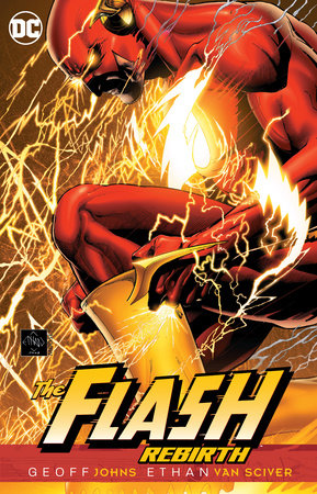 The Flash: Rebirth by Geoff Johns