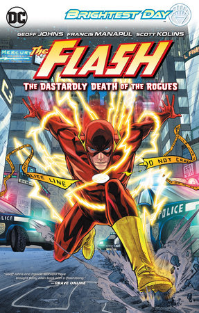 The Flash Vol. 1: The Dastardly Death of the Rogues by Geoff Johns