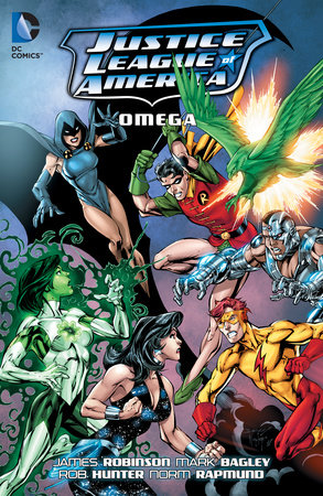 Justice League of America: Omega by James A. Robinson
