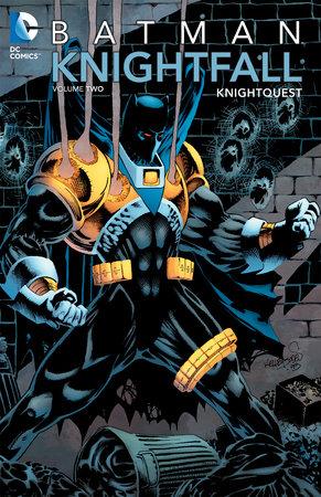 Batman: Knightfall Vol. 2: Knightquest by Various