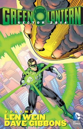 Green Lantern: Sector 2814 Vol. 1 by Len Wein