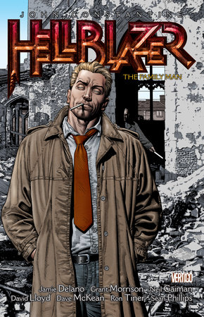 John Constantine, Hellblazer Vol. 4: The Family Man by Jamie Delano and Various