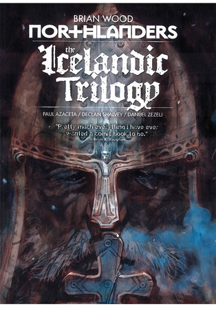 Northlanders Vol. 7: The Icelandic Trilogy by Brian Wood