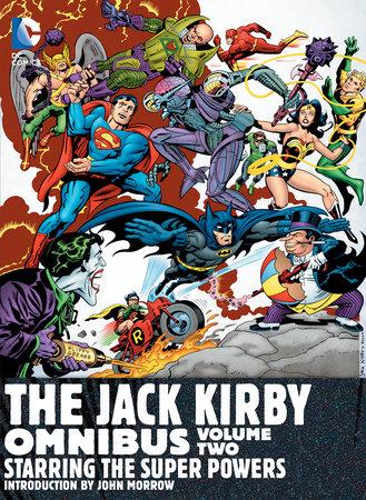 The Jack Kirby Omnibus Vol. 2 by Jack Kirby