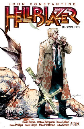 John Constantine, Hellblazer Vol. 6: Bloodlines by Garth Ennis