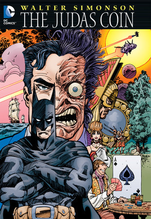 The Judas Coin by Walt Simonson