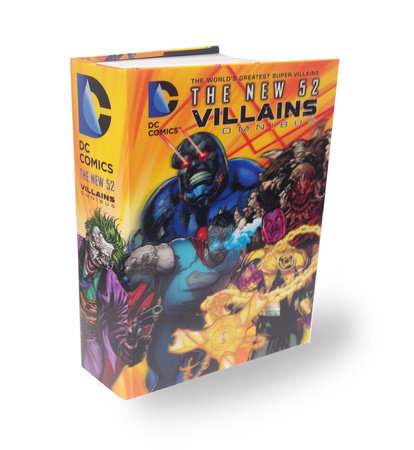 DC New 52 Villains Omnibus (The New 52) by Various
