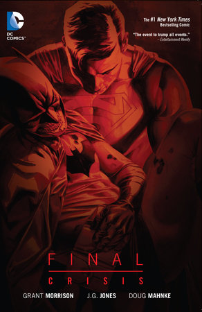 Final Crisis (New Edition) by Grant Morrison