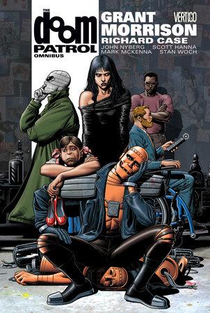 The Doom Patrol Omnibus by Grant Morrison