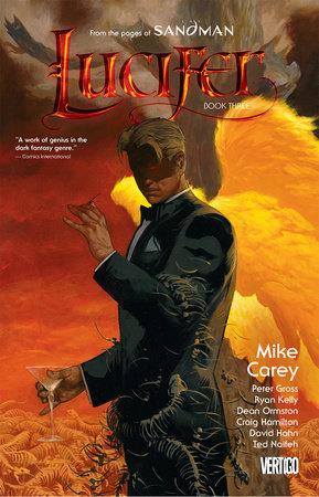 Lucifer Book Three by Mike Carey
