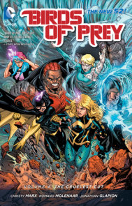 Birds of Prey Vol. 4: The Cruelest Cut (The New 52)