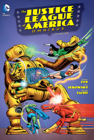 Justice League of America Omnibus Vol. 1 by Various