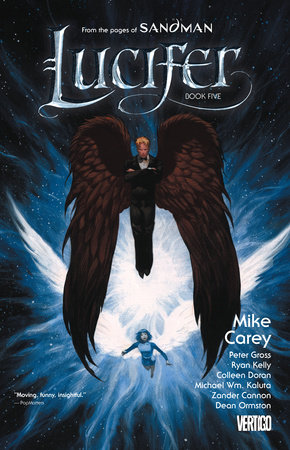 Lucifer Book Five by Mike Carey