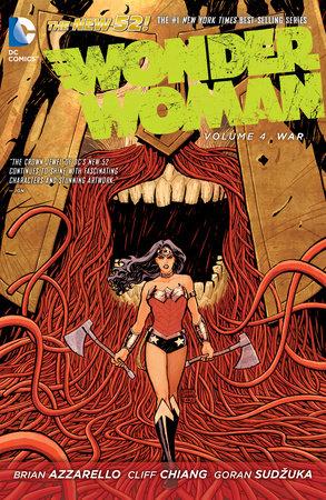Wonder Woman Vol. 4: War (The New 52) by Brian Azzarello