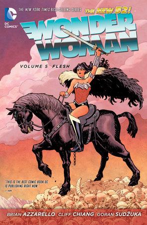 Wonder Woman Vol. 5: Flesh (The New 52) by Brian Azzarello