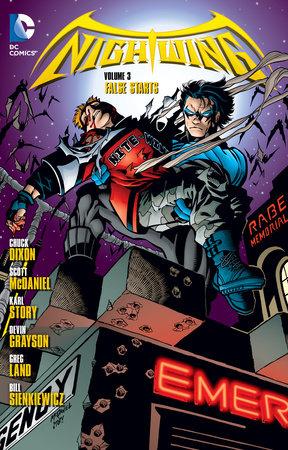 Nightwing Vol. 3: False Starts by Chuck Dixon