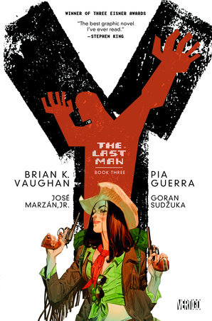 Y: The Last Man Book Three by Brian Vaughan