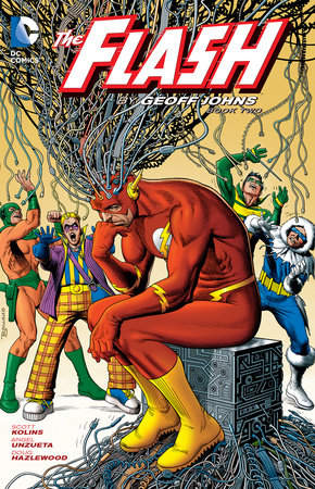 The Flash by Geoff Johns Book Two by Geoff Johns