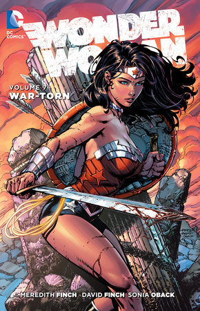 Wonder Woman Vol. 7: War-Torn by Meredith Finch