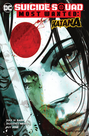 Suicide Squad Most Wanted: Katana by Mike W. Barr