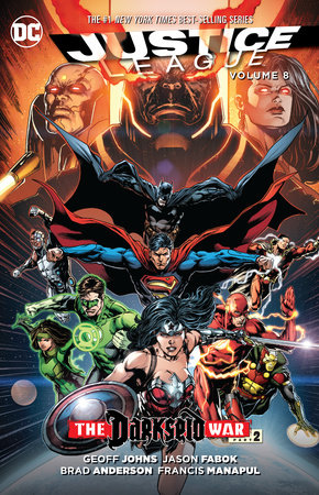 Justice League Vol. 8: Darkseid War Part 2 by Geoff Johns