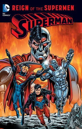 Superman: Reign of the Supermen by Dan Jurgens