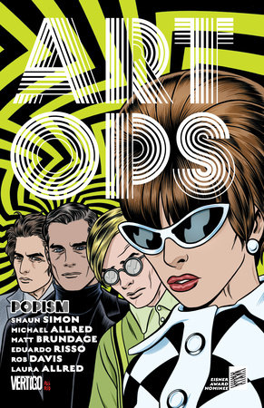 Art Ops Vol. 2: Popism by Michael Allred and Shaun Simon