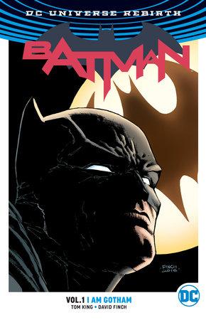 Batman Vol. 1: I Am Gotham (Rebirth) by Tom King