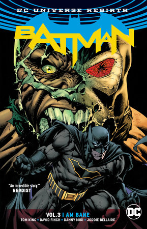 Batman Vol. 3: I Am Bane (Rebirth) by Tom King