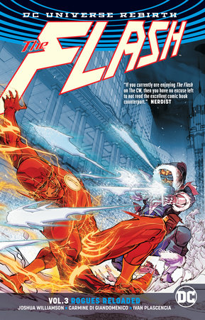 The Flash Vol. 3: Rogues Reloaded (Rebirth) by Joshua Williamson