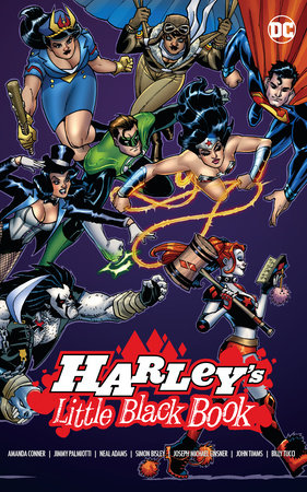 Harley's Little Black Book by Jimmy Palmiotti and Amanda Conner