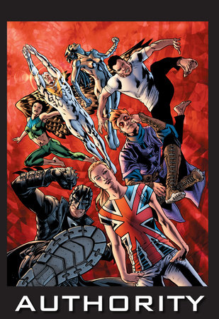 Absolute Authority Vol. 1 (New Edition) by Warren Ellis