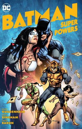 Batman: Super Powers by Marc Guggenheim