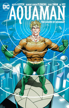 Aquaman: The Legend of Aquaman by Keith Giffen