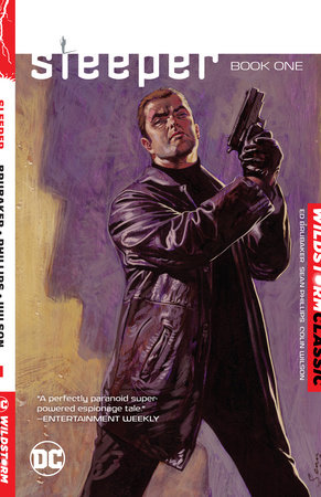 Sleeper Book One by Ed Brubaker
