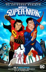 New Super-Man Vol. 3: Equilibrium