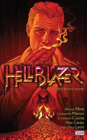 John Constantine, Hellblazer Vol. 19: Red Right Hand by Denise Mina