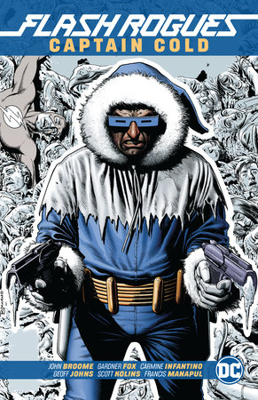 The Flash Rogues: Captain Cold by Various
