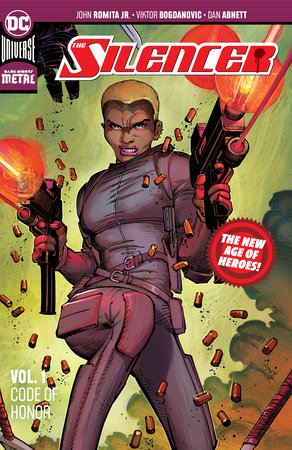 The Silencer Vol. 1: Code of Honor (New Age of Heroes) by Dan Abnett