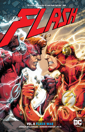 The Flash Vol. 8: Flash War by Joshua Williamson